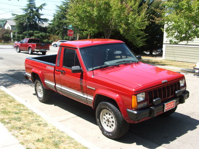 One Does Not Simply Buy a Jeep Comanche