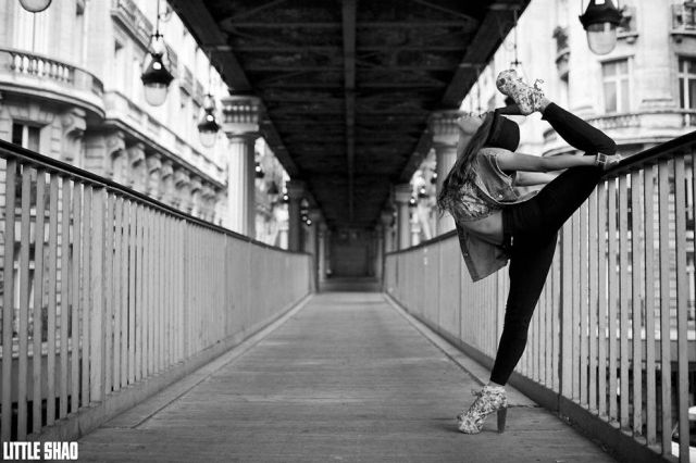 Stylish Photos of Male and Female Dancers