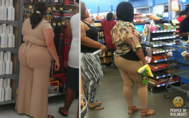What You Can See in Walmart. Part 17
