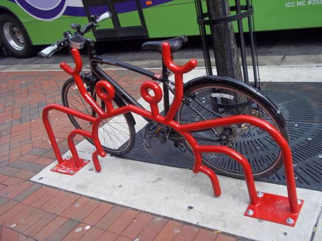 Absolutely Amazing Bike Racks