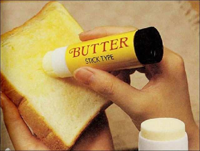 Butter Stick Invention
