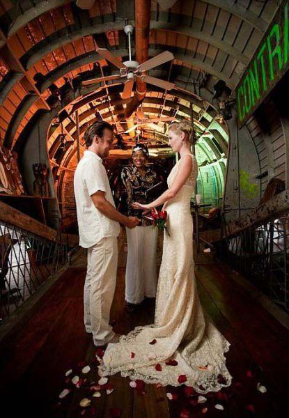 British Couple Has Weddings All Around the Globe