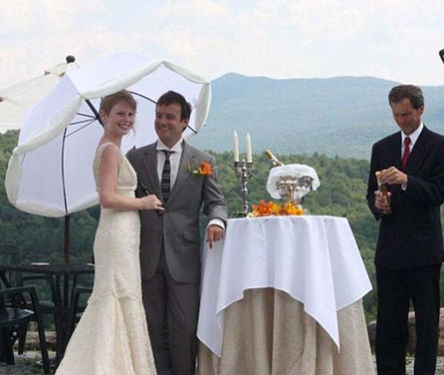 British Couple Has Weddings All Around the Globe