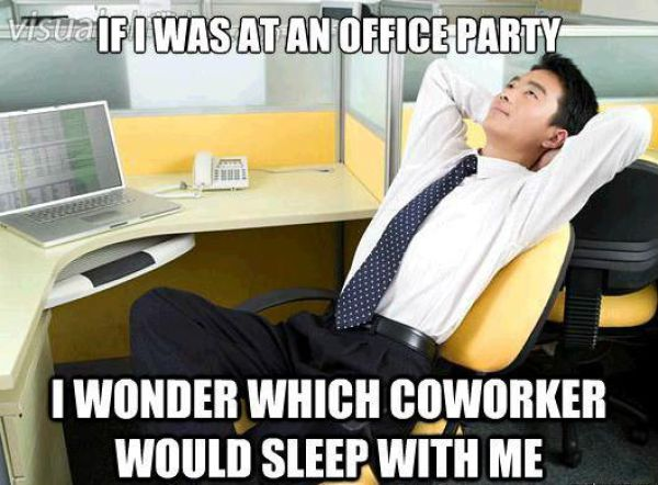 """Office Thoughts"" Meme Selection"