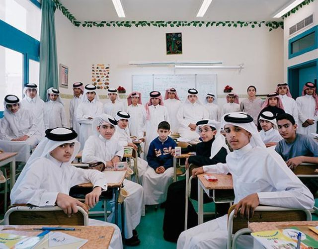 Classroom Portraits from All Over the World