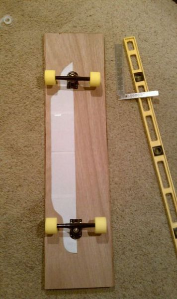 Making of a DIY Skateboard