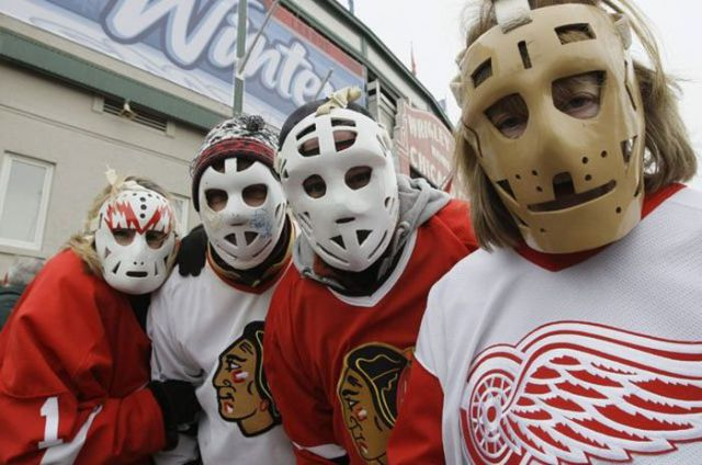 The Craziest NHL Fans