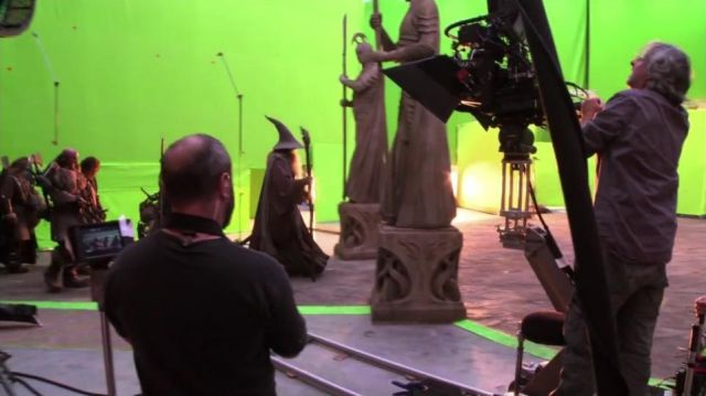 Behind the Scenes of the Popular Movies