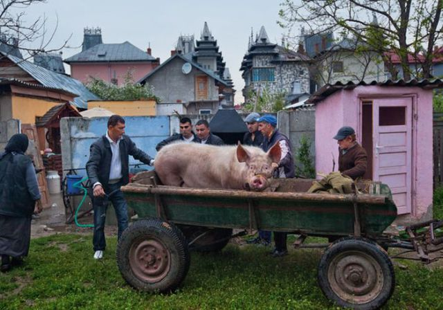 Romanian Town of Gypsy Kings