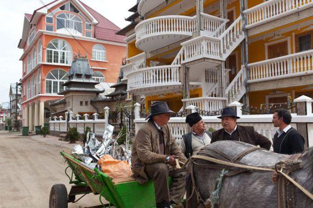 Romanian Town of Gypsy Kings