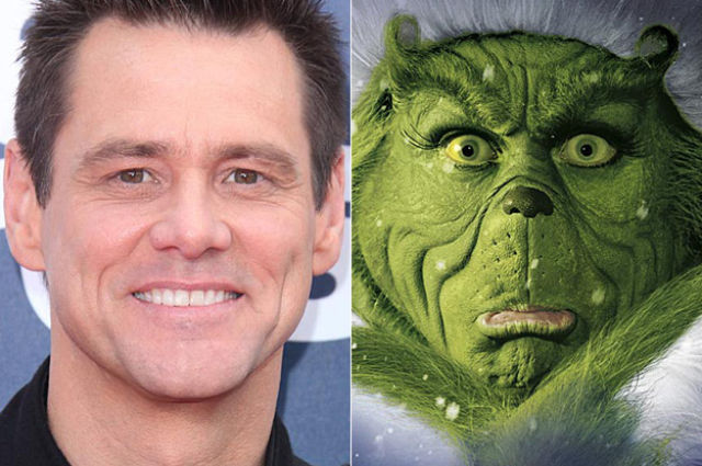Superb Special Effects Makeup (16 pics) - Izismile.com Jim Carrey Grinch Makeup