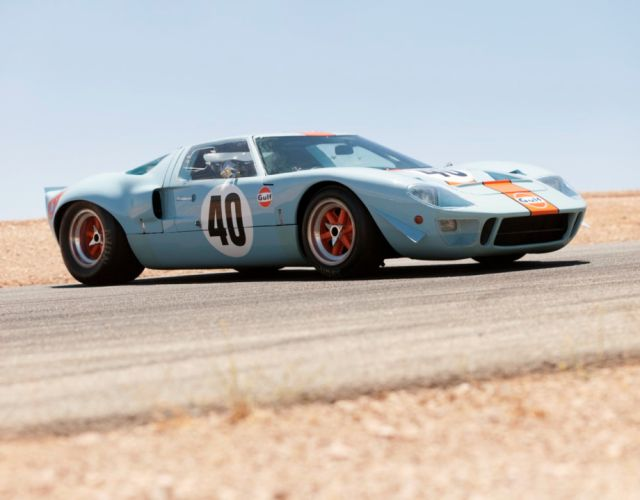 The Most Expensive American Car Ever Sold at Auction