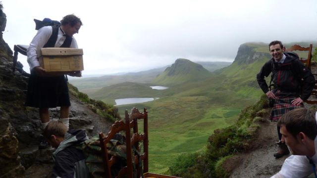 Hiking Like a Boss in Scotland