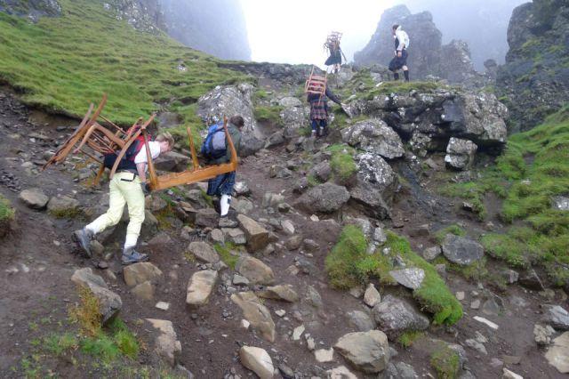 Hiking Like a Boss in Scotland