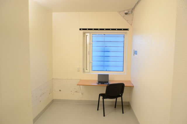 Inside Breivik's Cell in Norwegian Prison