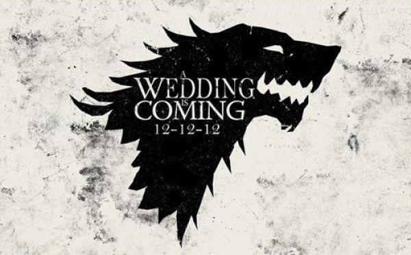 Wedding Invitations for True Geeks