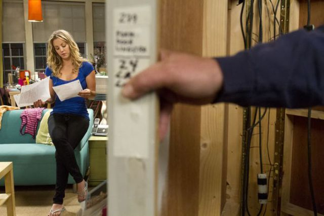 "Behind the Scenes of ""The Big Bang Theory"""