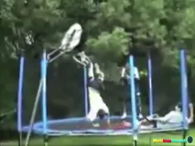 Ultimate Trampoline Fails Compilation