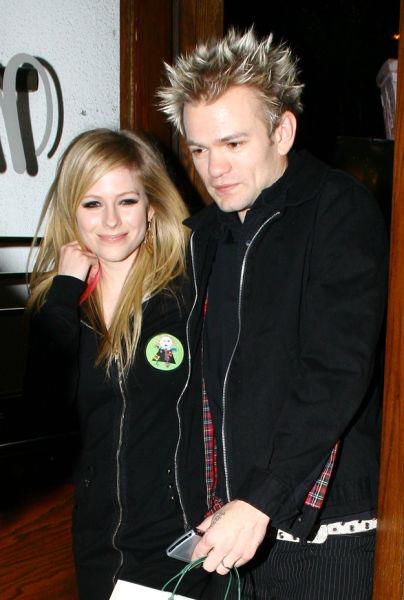 Avril Lavigne's Love History