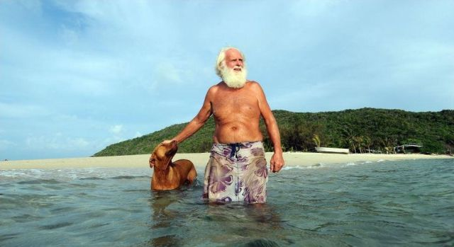 Real Life Robinson Crusoe from Australia