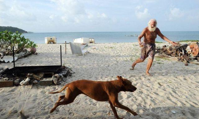 Real Life Robinson Crusoe from Australia