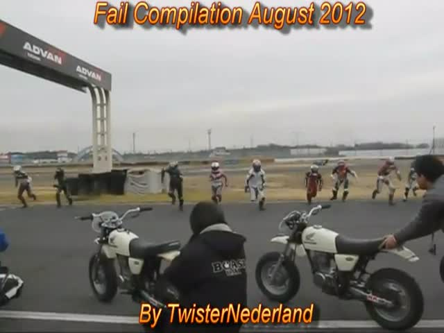 Compilation of August Fails