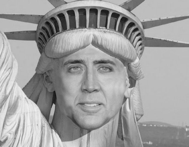 Nicolas Cage Can Become Just Anyone