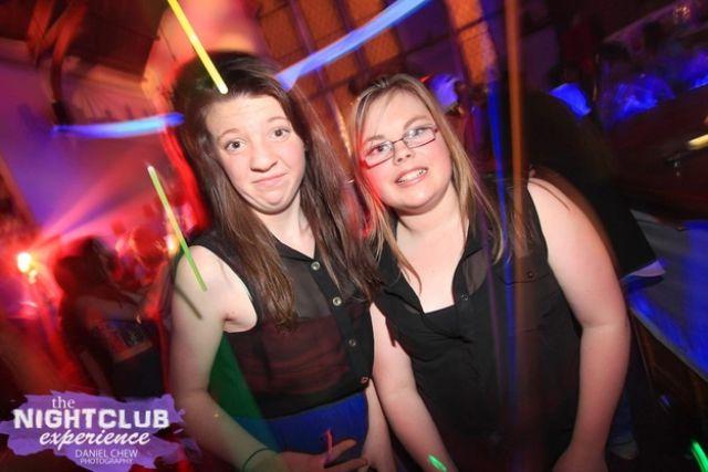 Kids Run Wild at All Ages Night Clubs