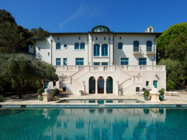 Luxurious Mansion of Robin Williams