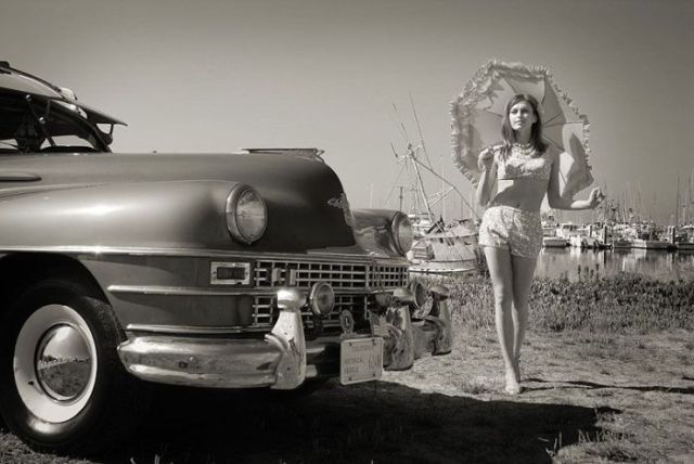Vintage Cars for Hotties. Part 2