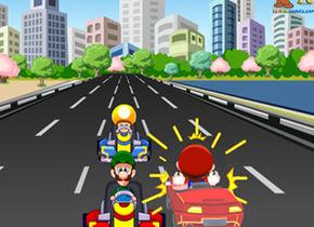 Mario Kart City