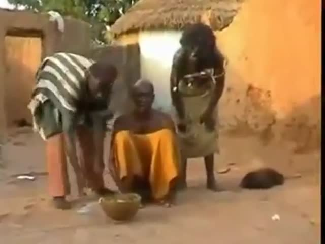 How They Get Rid of Headaches in Some Parts of Africa