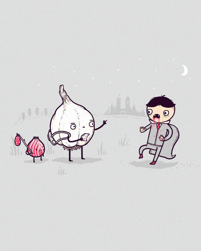 A Collection of Strange but Cute Drawings