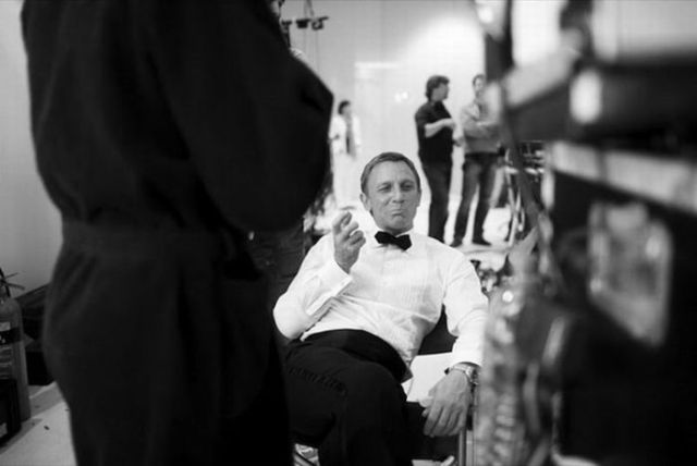 Behind the Scenes of the Latest James Bond Movies