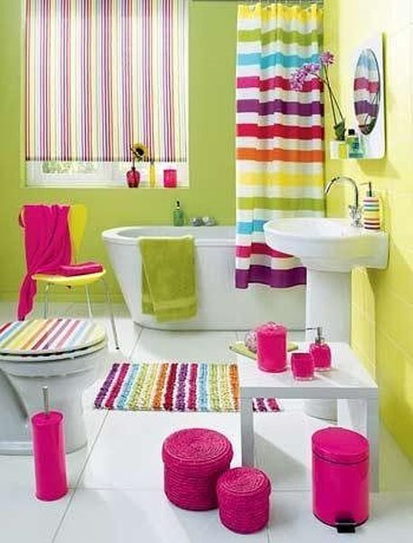 Интересные идеи для ванной комнаты своими руками