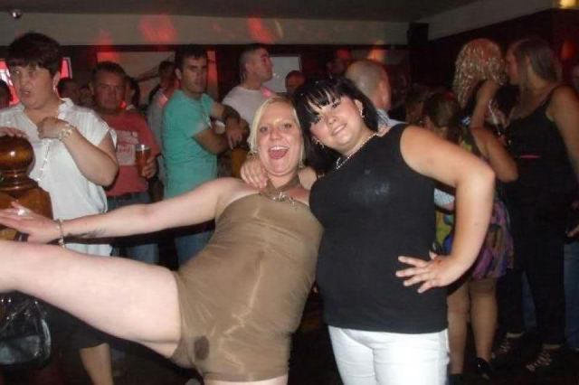 Painfully Awkward Nightclub Photos