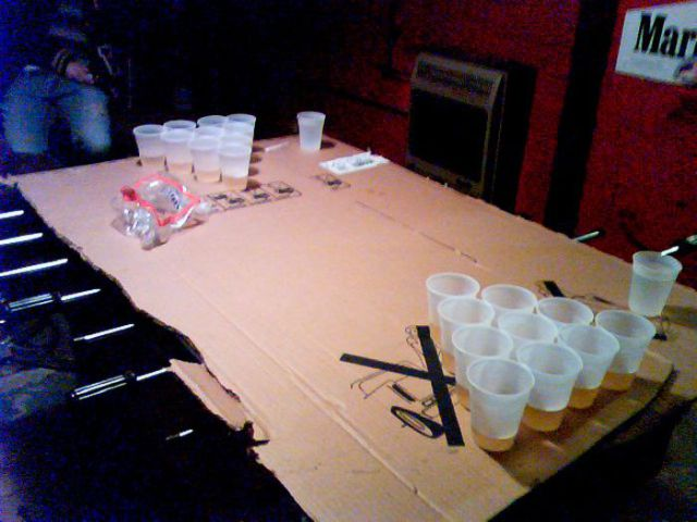 Cool Examples of Beer Pong Tables