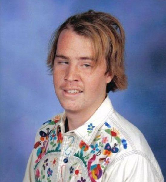Totally Awkward Yearbook Portraits from the