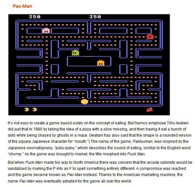 How the Names for Some Famous Video Games Were Created