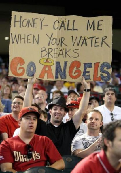 Crazy and Hilarious Sports Fans