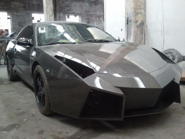 Ukrainian Guy Turns His Car Into Lamborghini 53 Pics Izismile Com