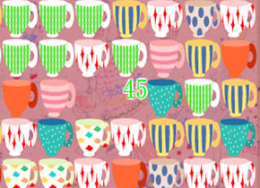 Cute Cup Matching