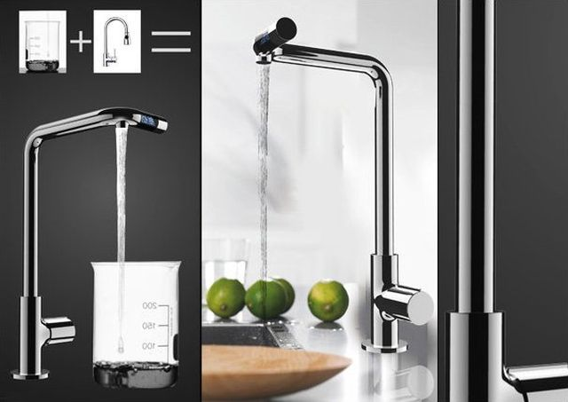 High-Tech Faucet Concepts
