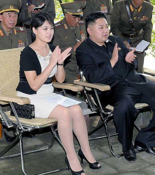 The First Lady Of North Korea 8 Pics - Izismilecom-9552