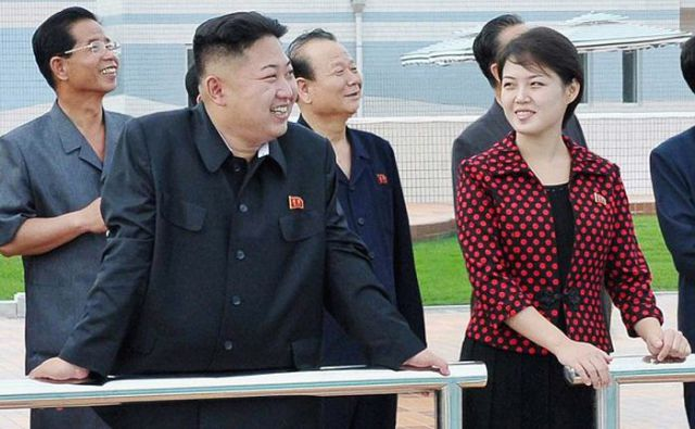 The First Lady of North Korea