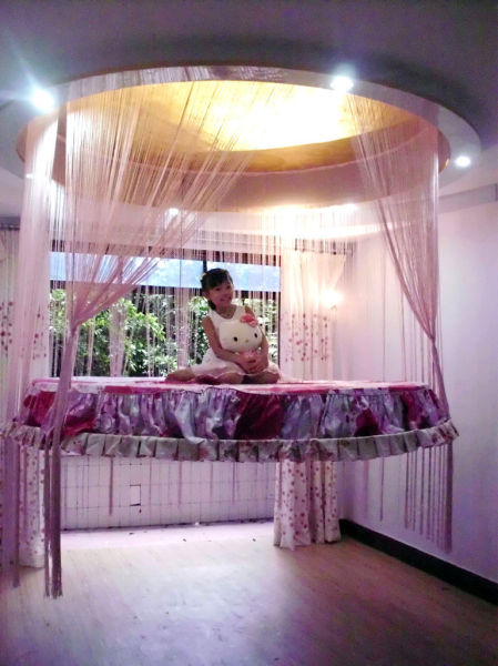 Amazing Hovering Bed from China