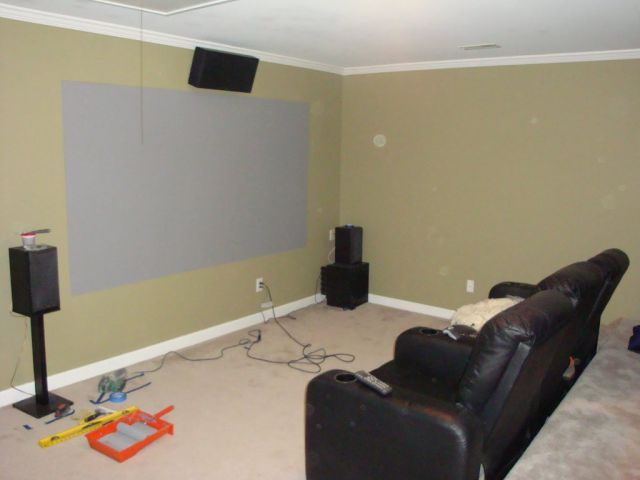 Constructing a Home Theater