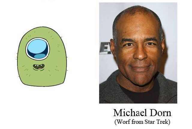 "Did You Know These Actors Voiced Characters on ""Adventure Time?"""