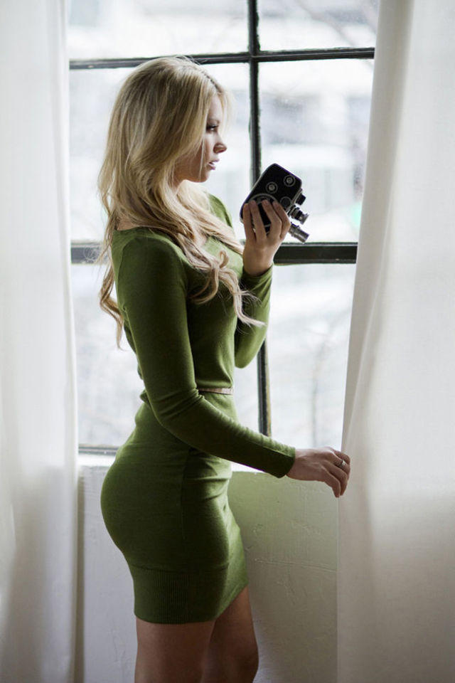 Oh My, Those Tight Dresses. Part 3