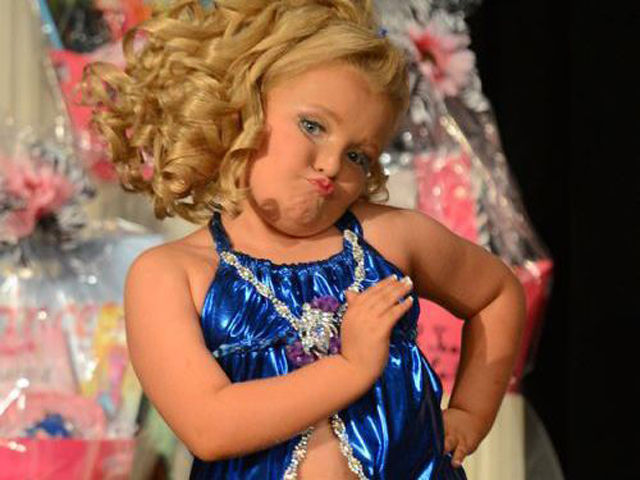 Short Insight into the Life of Honey Boo Boo Child